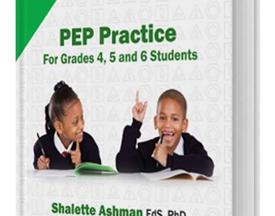 Top 5 PEP Books for Grade 6